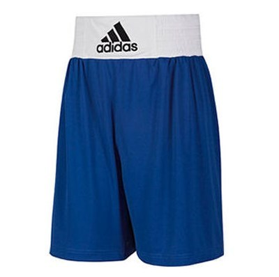 Buy the Adidas Base Punch Short Blue online at Fight Outlet