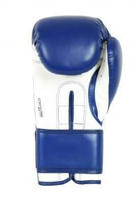 best service a882b 9e5a1 Adidas Energy 100 Boxing Gloves - Blue 12oz only