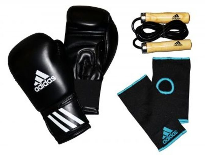 Adidas Men's Boxing Set