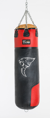 Carbon Claw Pro X-7 4ft Leather Punch Bag, 45kg