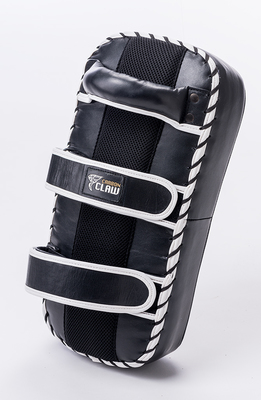 Carbon Claw Pro Thai Pad Curved Black/White
