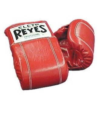Cleto Reyes Bag Gloves Red