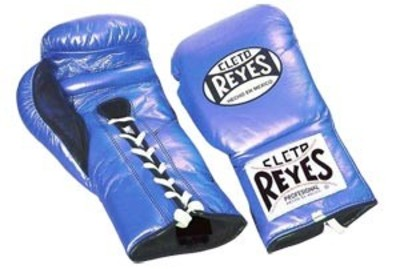 Cleto Reyes Blue Professional Contest Gloves