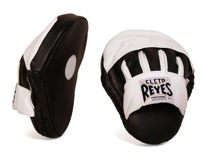 Cleto Reyes Curved Hook and Jab Pads Black White