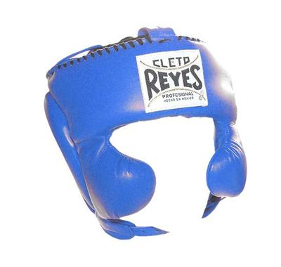Cleto Reyes Headguard With Cheek Protectors Blue