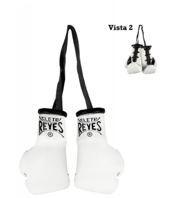Cleto Reyes Mini Boxing Gloves White