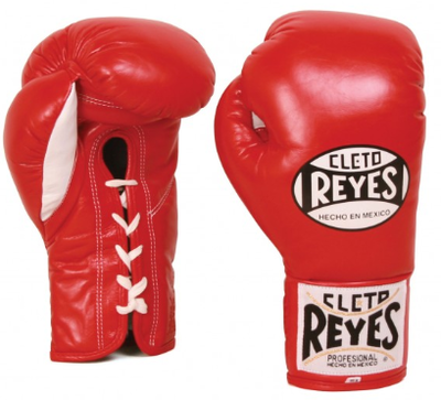 Cleto Reyes Red Professional Contest Gloves