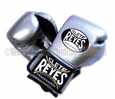 Universal Cleto Reyes Training Boxing Gloves Platinum