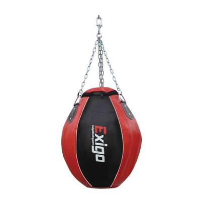 Buy the Exigo Boxing Large Leather Wrecking Ball  online at Fight Outlet