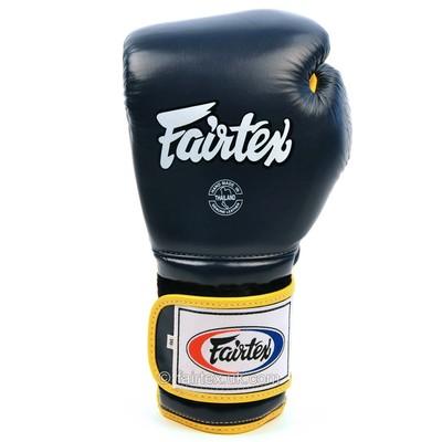 Buy Bgv9 Fairtex Blue Amp Yellow Mexican Style Boxing Gloves