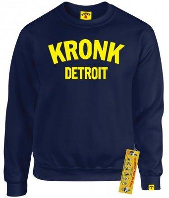 d36bc1e2770386 Buy Navy Kronk Detroit Sweatshirt Online