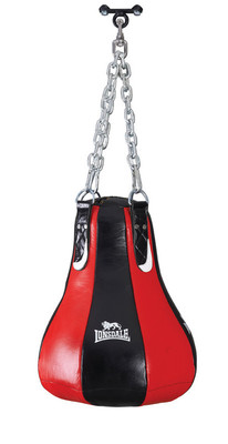 Buy the Lonsdale Leather Maize Bag, 20kg  online at Fight Outlet
