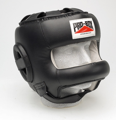 Buy the Pro Box 'Face Saver' Aluminium Bar Headguard online at Fight Outlet