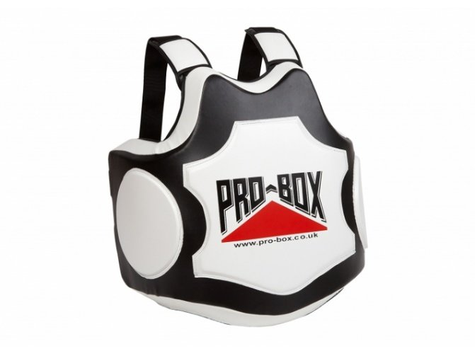 Pro-Box 'Hi-Impact' Coaches Body Protector