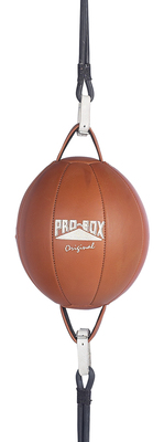 Pro Box 'ORIGINAL COLLECTION' Leather Floor To Ceiling Ball