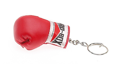 Pro Box 'SOUVENIR COLLECTION' Leather Boxing glove KEY RING | Fight Outlet