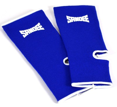 Sandee Premium Ankle Supports Blue/White