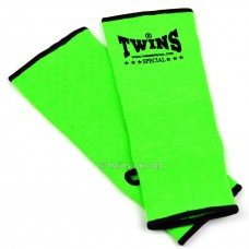 Twins Ankle Supports, Lime Green
