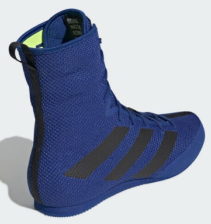 Adidas Box Hog 3 Royal Blue/Black Boxing Boots | Fight Outlet