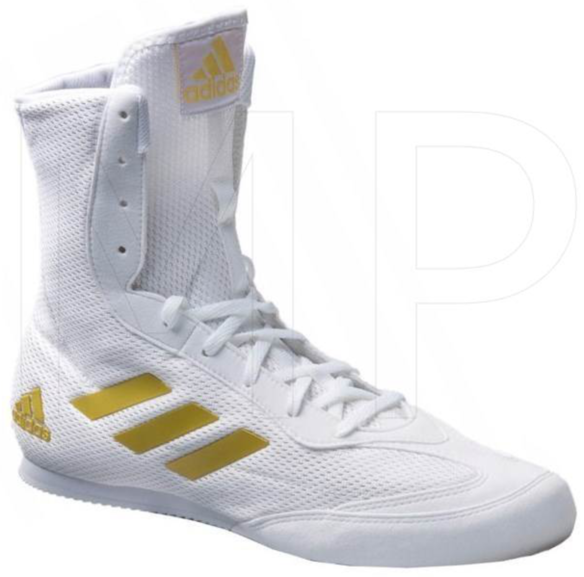white and gold adidas boxing boots Shop