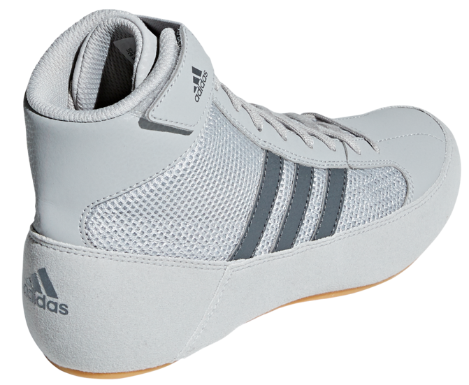 26aef2b5f385 Adidas Havoc Kids Lace Boxing Boot Grey