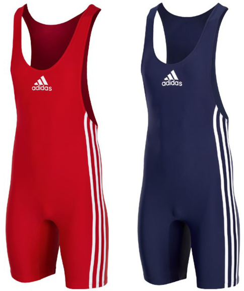 Buy the ADIDAS PB WRESTLING SUIT 2 PACK online at Fight Outlet