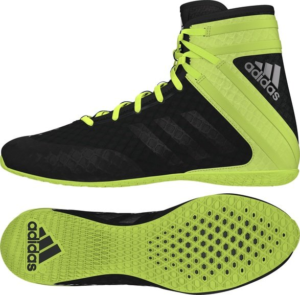 c1760db3c59c99 Black Adidas Speedex 16.1 Boxing Boots