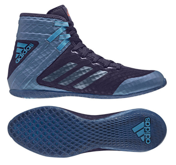 Adidas Speedex 16.1 Boxing Boots Blue
