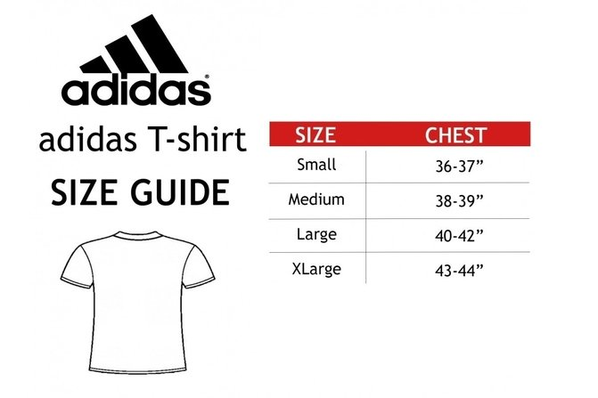 Adidas Boxing Tee Shirt Black/White