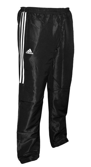 Buy the Adidas Junior Tracksuit Pants Black/White  online at Fight Outlet