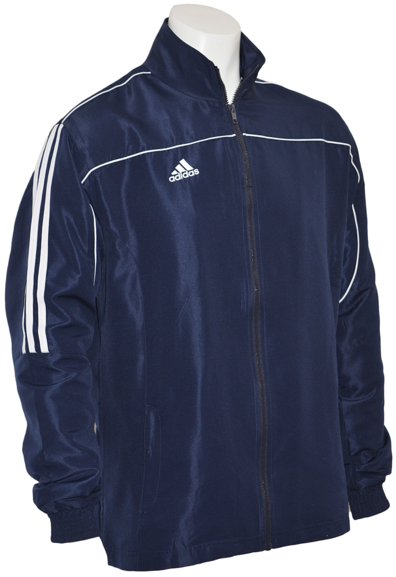 Adidas Tracksuit Jacket Blue/White