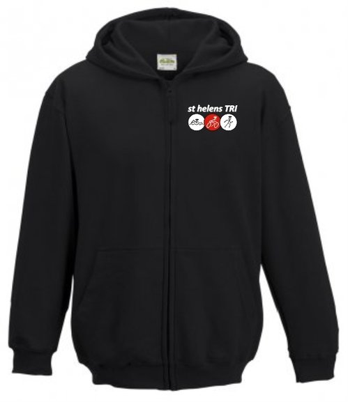 Buy the st helens TRI ZIP HOODY, LARGE BACK PRINT. Junior & Mens online at Fight Outlet