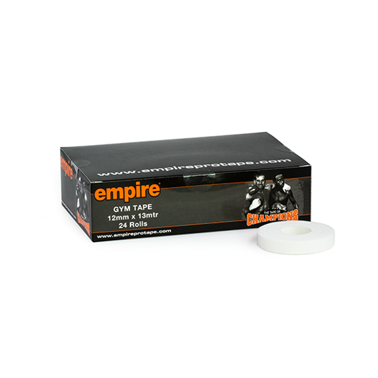 Buy the Empire Gym Tape Box (24 rolls) online at Fight Outlet