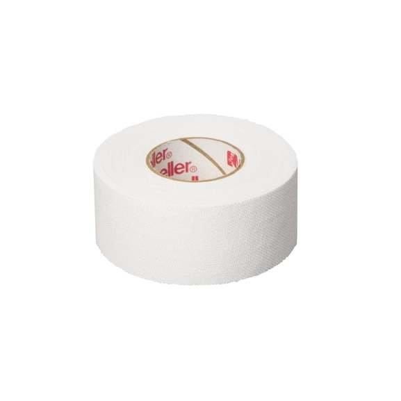 Buy the Mueller M Tape Zinc Oxide Tape 2.5cm x 9.1m White online at Fight Outlet