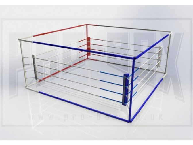 PRO BOX CLUB QUICK ASSEMBLY FREE STANDING RING - NO MATS