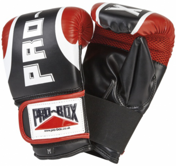 PRO BOX GEN II ESSENTIAL PU PUNCH BAG MITTS