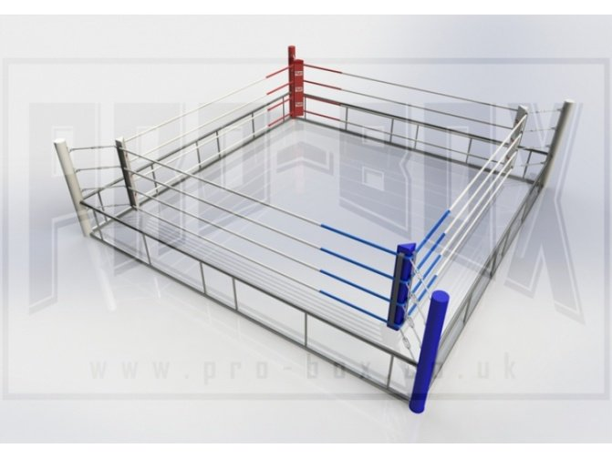 Buy the PRO BOX RIO FREE STANDING BOXING RING - NO MATS online at Fight Outlet