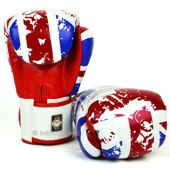 Twins FBGVL3-44UK Union Boxing Gloves