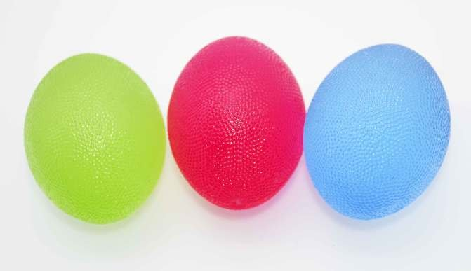 Urban Fitness Egg Power Grips