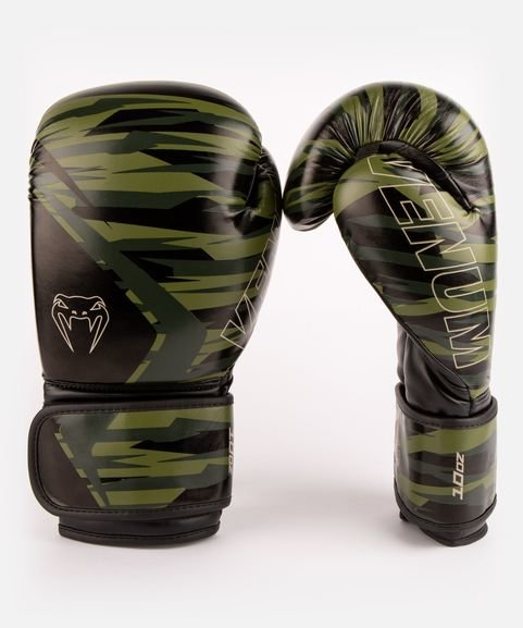 Buy the VENUM BOXING GLOVES CONTENDER 2.0 - KHAKI/CAMO online at Fight Outlet