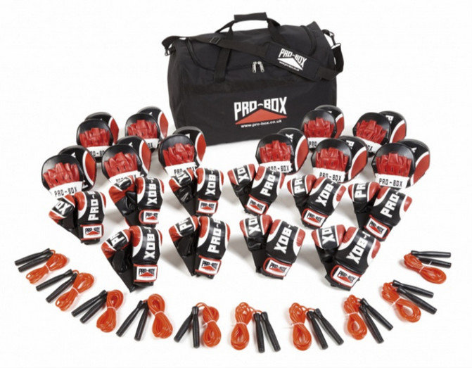 Pro Box 30 Person Training Pack