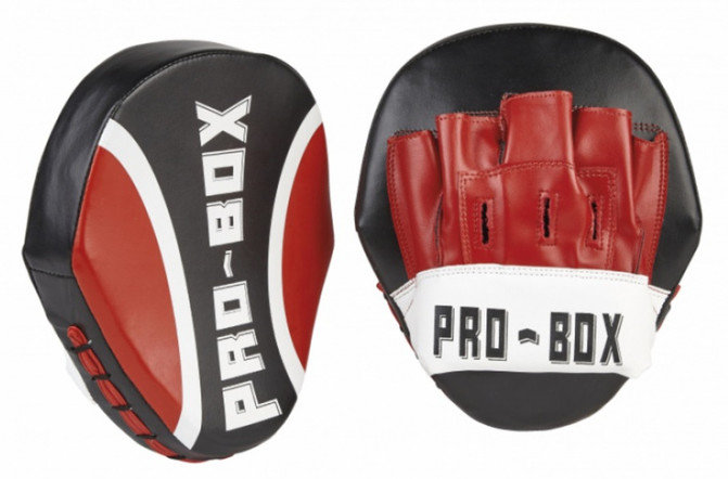 Pro Box Club Essential PU Speed Pads GEN II