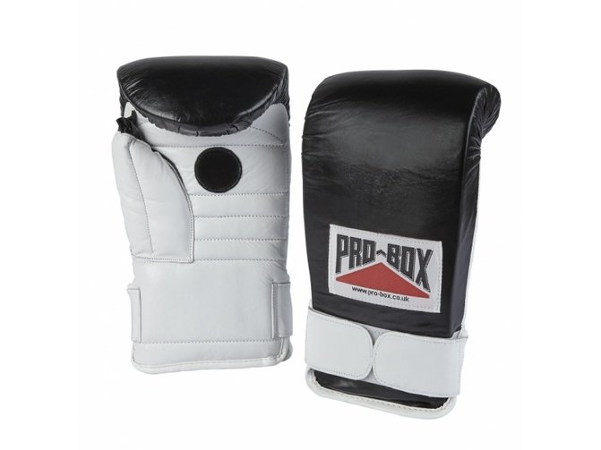 Pro Box 'COACHSPAR' Leather Trainers Gloves