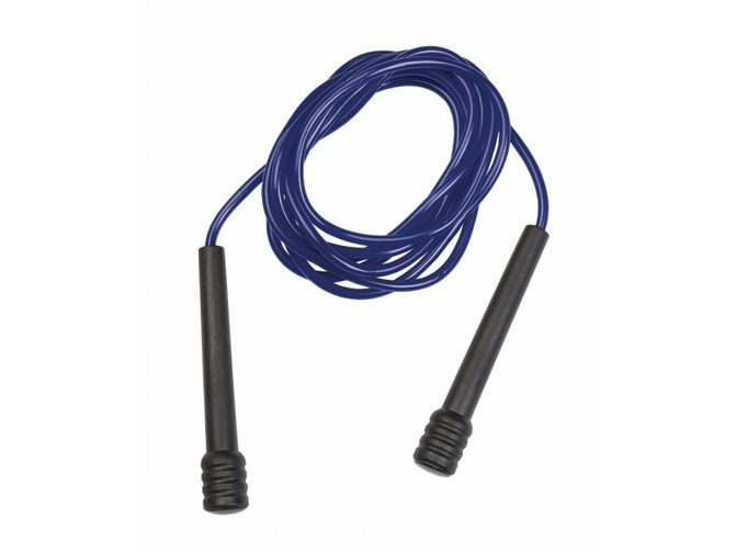 Buy the Pro Box Nylon Speed Rope Blue 7ft online at Fight Outlet