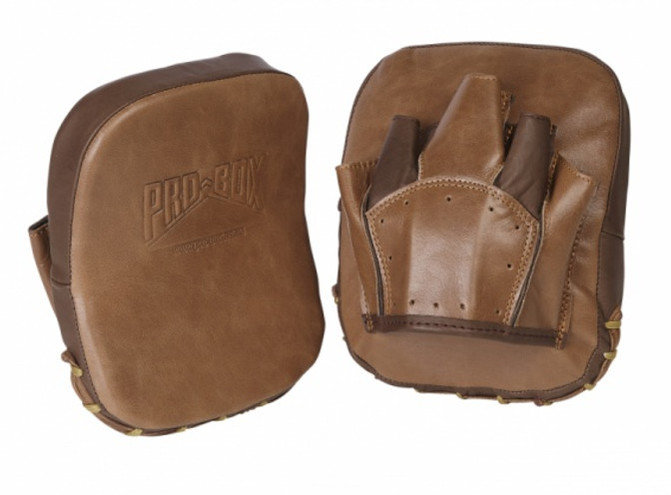 PRO-BOX 'ORIGINAL COLLECTION' CUBAN LEATHER SPEED PADS