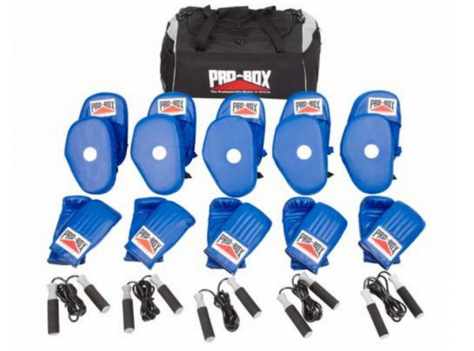 Pro Box Trainers and Instructors Training Pack