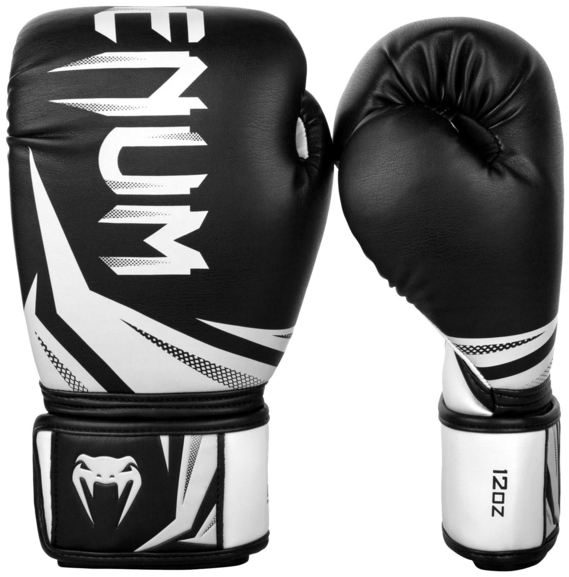 Venum Challenger 3.0 Boxing Gloves Navy//White