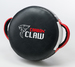 Carbon Claw Round Target Shield Hand Pad Black/Red  Thumbnail