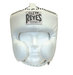 Cleto Reyes Headguard With Cheek Protectors White  Thumbnail