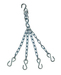 Pro Box Four Leg Swivel Punch Bag Chains Standard or Heavy Weight  Thumbnail